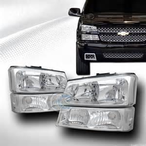 clear headlights ls bumper signal dy 2003