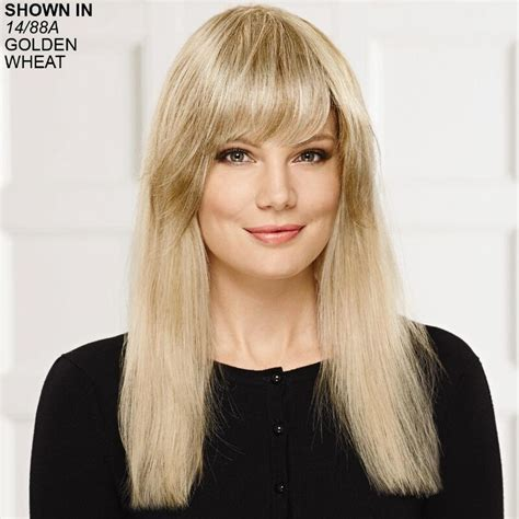 kanekalon hair pieces synthetic hair pieces paula young easy bang hair piece by paula young 174 kanekalon