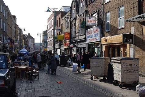 Cool vintage store in Brick Lane, London   Mind the gap