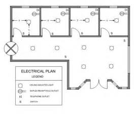 floor plan with electrical layout ezblueprint com