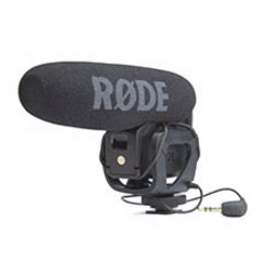 rode videomic pro compact directional on microphone microphones
