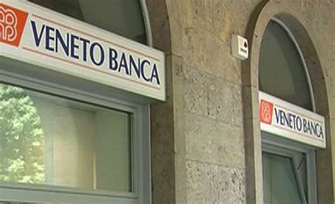 filiali veneto banca veneto banca risparmiatore in filiale con taglierino
