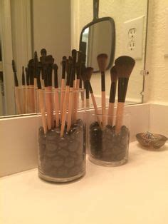 Vase Filler For Makeup Brushes by Makeup Brush Holders With Acrylic Boxes Vase Filler
