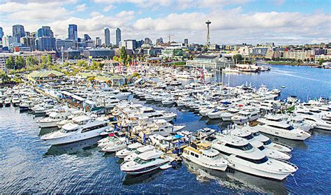 seattle boat show seattle boats afloat show january 27 to february 4 2017