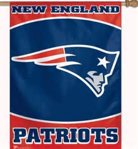 patriots colors new patriots logo team color vertical banner flag