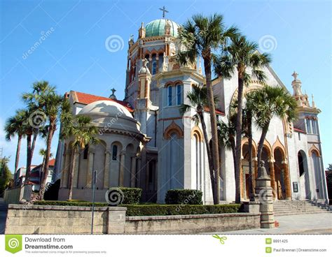 catholic churches st augustine fl