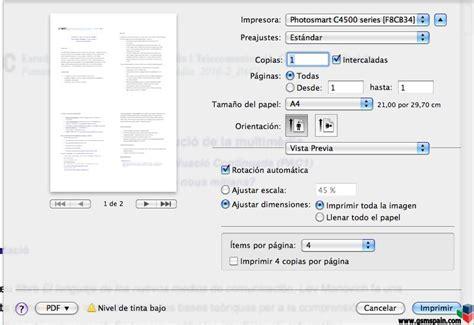 imprimir varias imagenes en una hoja 191 c 243 mo imprimir varias p 225 ginas de un pdf en una sola hoja