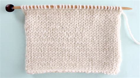 beginning knitting knit stitch patterns for absolute beginning knitters