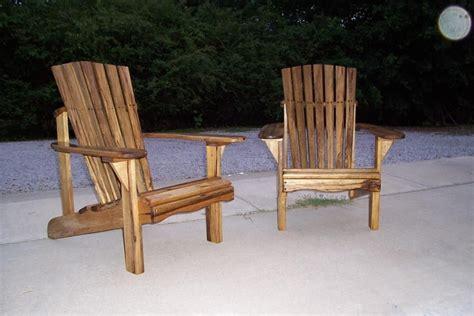 Handmade Adirondack Chairs - custom adirondack chair by gibson custommade