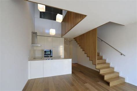 Apartment Stairs Design K I S S Apartment Building In Zurich Switzerland