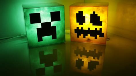 minecraft glowstone lamp minecraft diy