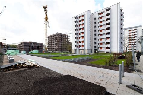 Karlsruhe Wohnungsbau Volkswohnung Schafft Verst 228 Rkt