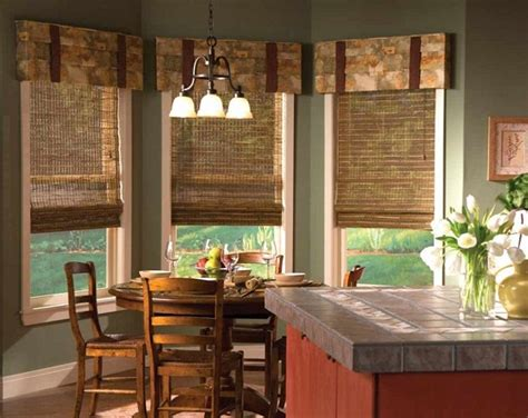 contemporary ideas on kitchen window treatments elliott