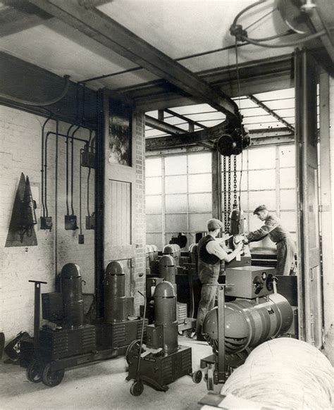 Garden City Electric Welwyn Garden City Industrial Growth Pre 1940