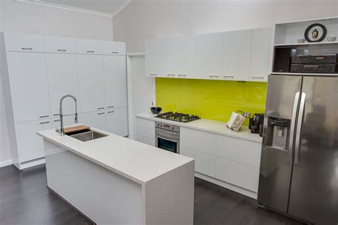 white gloss kitchens designs melbourne