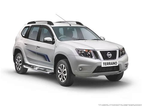 nissan terrano nissan terrano in awd to be introduced in 2015
