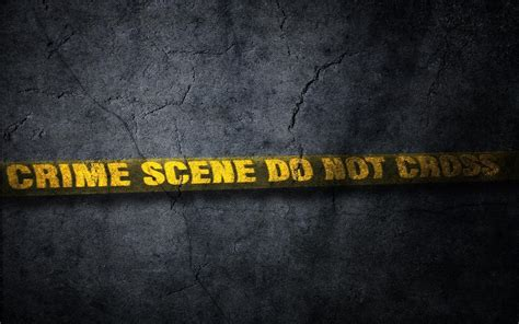 Crime Background Crime Wallpapers Wallpaper Cave