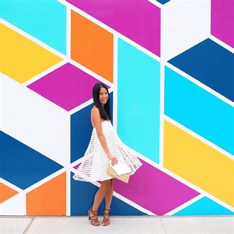 multi colored walls studiodiywallcrawl the best walls in chicago studio diy