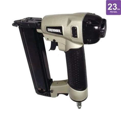 Home Depot Gift Card Without Pin - surebonder pneumatic 23 gauge micro pin nailer 9710 the home depot