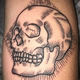 fargo tattoo skull by libby at 46 2 in fargo nd imageix