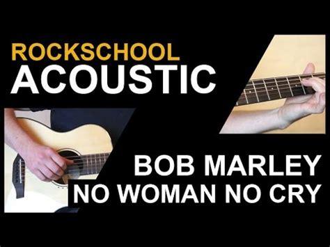 Tutorial Guitar No Woman No Cry | rockschool acoustic guitar debut no woman no cry bob