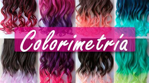 colorimetria tendencias 2016 colorimetria de cabello 2016 refresca tu imagen con color
