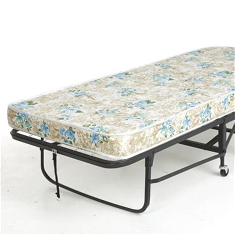 rollaway bed mattress rollaway bed frame with 39 inch mattress by leggett platt