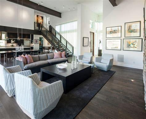 fancy elegant interior  impressive home building
