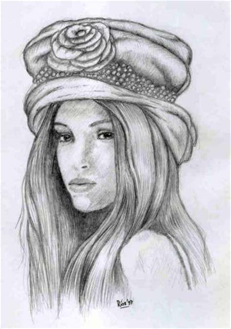 imagenes para dibujar a lapiz rostros como dibujar a l 225 piz un rostro dibujos a lapiz