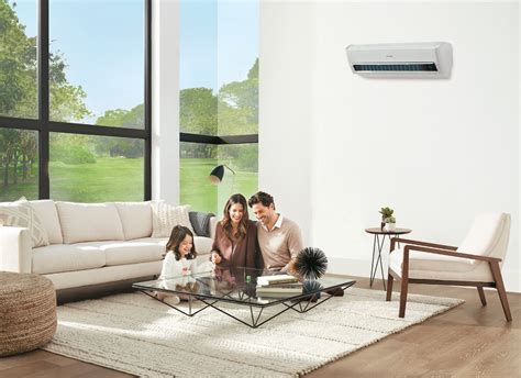 Ac Samsung Living Room samsung launches world s wind free air conditioner