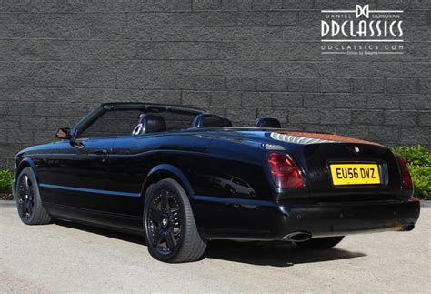 bentley mulliner for sale bentley azure mulliner spec convertible rhd