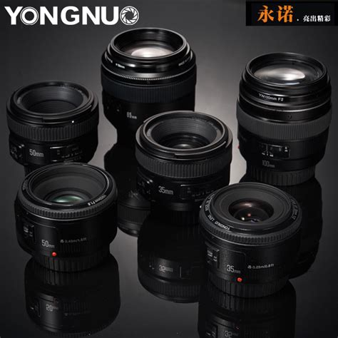 Yongnuo 85mm yongnuo photo shows 85mm lens is in the works wallets