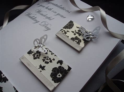 Handmade Luxury Cards - luxury handmade wedding cards wedding cardspink posh
