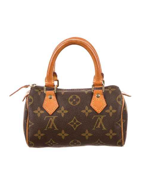 louis vuitton monogram mini speedy handbags lou