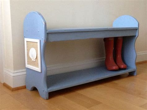 chalk paint bench chalk paint blue beach nautical mudroom bench