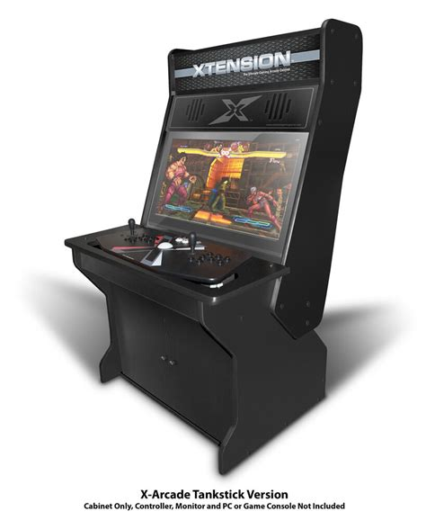 arcade cabinate sit xtension arcade cabinet for the x arcade