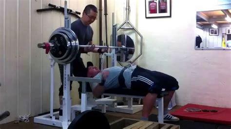 bench press progression 167 3kg bench press progress 12 kg in 10 weeks youtube