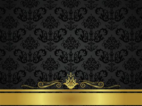 gold and black black and gold vintage wallpaper wallpaperhdc com