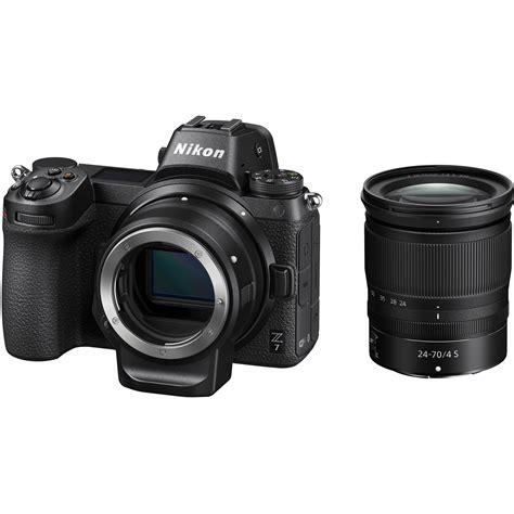 nikon   mirrorless digital camera   mm lens  ftz