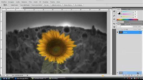 tutorial photoshop cs5 bianco e nero bianco e nero colore selettivo nitidezza photoshop