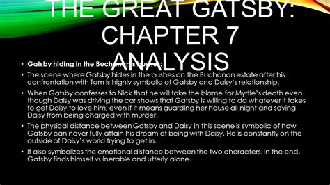 themes in the great gatsby chapter 7 symbols in the great gatsby chapter 7 symbols the great