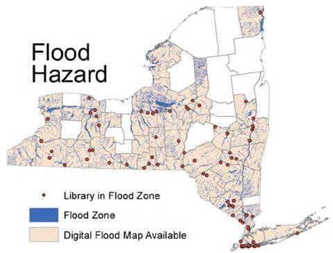 Flood Zone Map Nyc by Data Key Public Library Earthquake Spectral Acceleration
