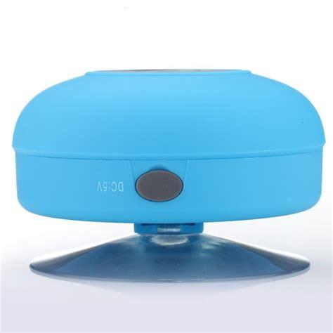 Wireless Bluetooth Shower Speaker by Waterproof Suction Wireless Bluetooth Shower Speaker