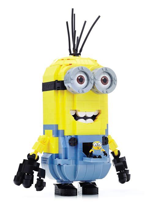 build a mega bloks build a minion set