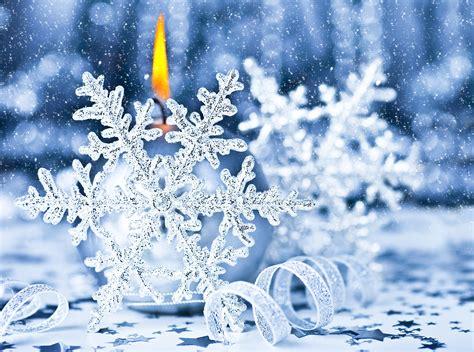 wallpaper christmas decoration snowfall candle light  celebrations christmas