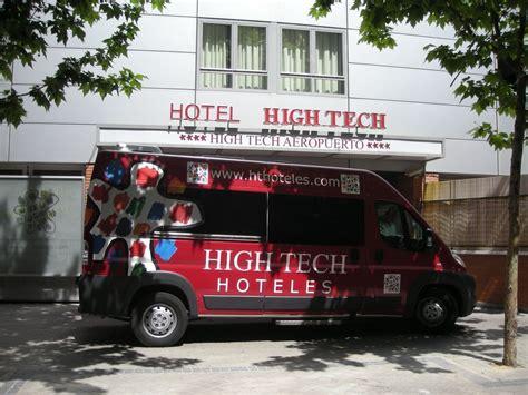 high tech madrid hotel high tech madrid aeropuerto madrid spain