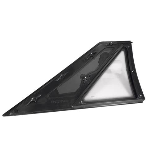 mustang replacement replacement mustang quarter window 87 93 hatchback