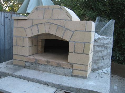 low dome neapolitan pizza oven page 3 masonry picture post contractor talk