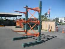 cantilever racks quot used warehouse pallet rack quot california