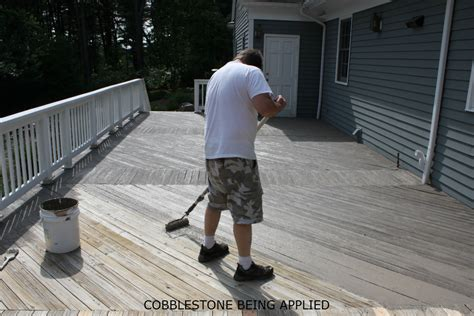 renew deck coating  concrete  wood deck restoration